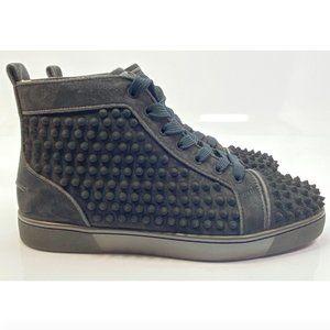 Christian Louboutin Louis Orlato Sneakers 40.5 7.5